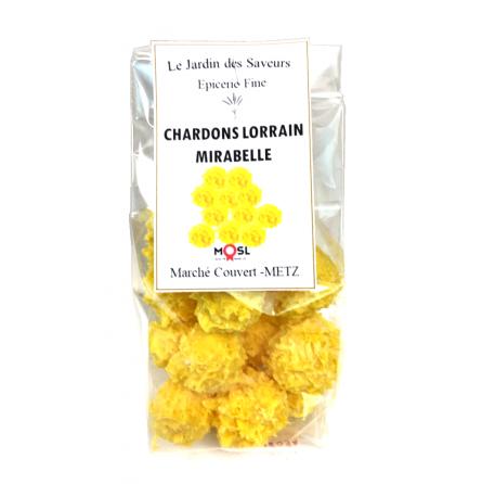 Chardons Lorrains à la Mirabelle