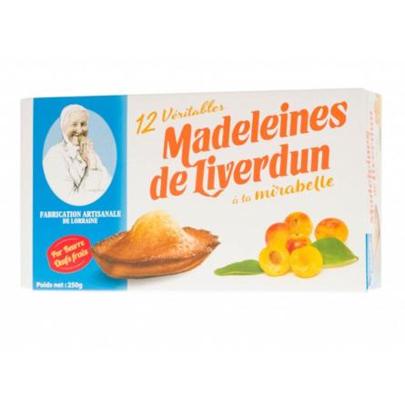 Madeleine de Liverdun à la Mirabelle
