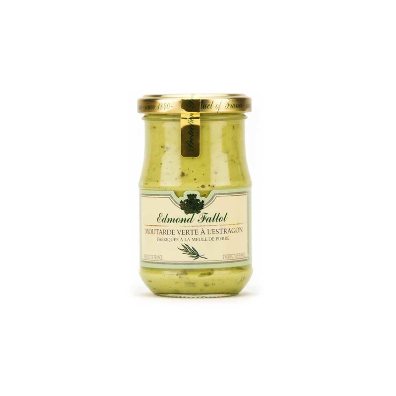 Moutarde Verte à l'Estragon