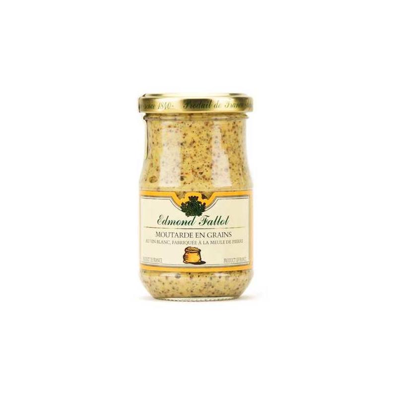 Moutarde à l'Ancienne en Grains