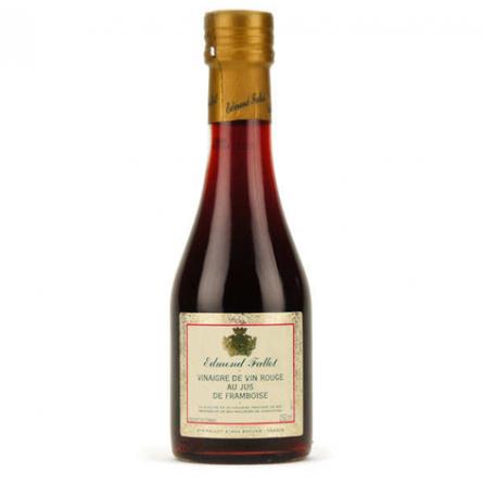 Vinaigre de Vin Rouge au Jus de Framboise