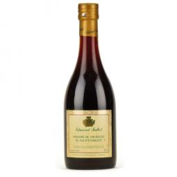 Vinaigre de Vin Rouge au Jus d'échalote
