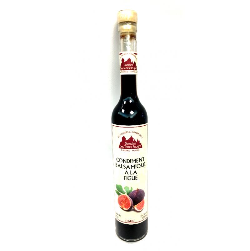 Condiment Balsamique à la Figue