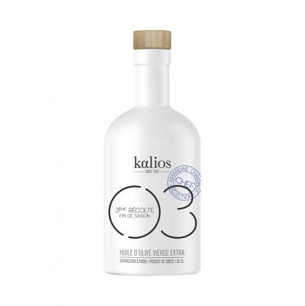 Huile d'olive Vierge Extra Kalios N°3 - Sélection du Chef Chaignot