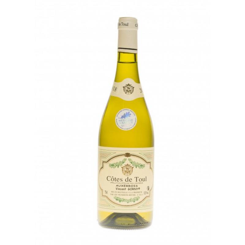 Vin Blanc Auxerrois des Côtes de Toul médaillé