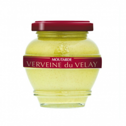 Moutarde à la Verveine du Velay
