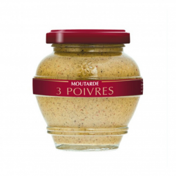 Moutarde aux Trois Poivres