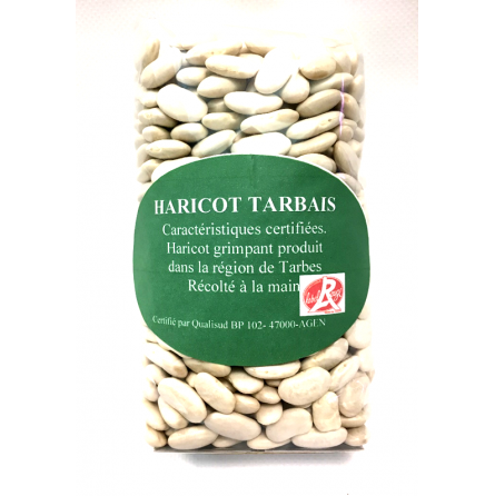 Haricots Tarbais Label Rouge