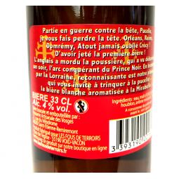 Bière La Pucelle