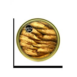 Sprats Fumés à l'Huile d'Olive