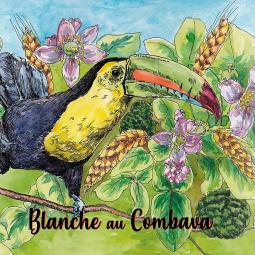Blanche au Combava