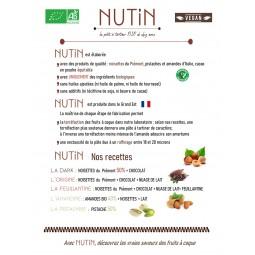 La Pistachine - NUTIN