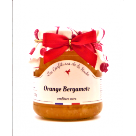 Orange - Bergamote