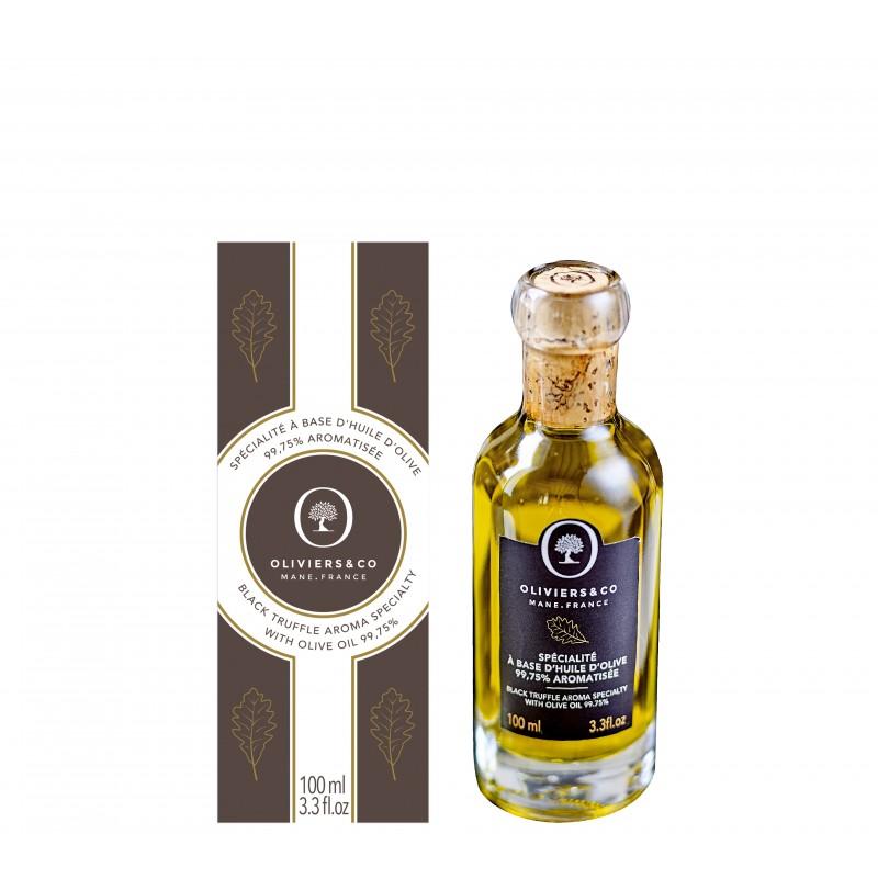 Spécialité à base d'Huile d'Olive 99.75% Aromatisée