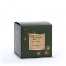 Christmas tea vert