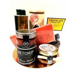 Coffret - Tea & Gastronomy