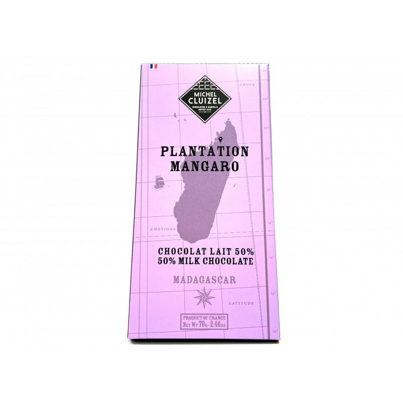 Plantation Mangaro Lait 50%