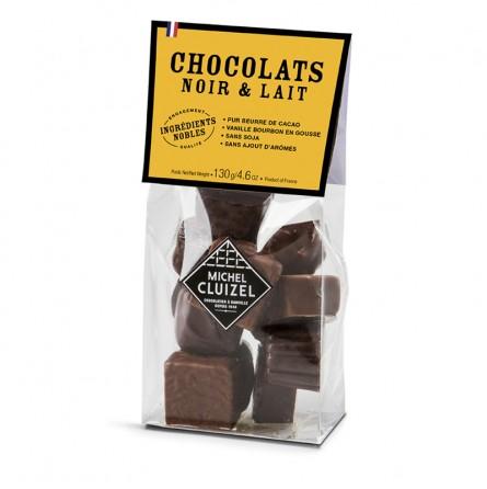 Chocolats Noirs et Lait
