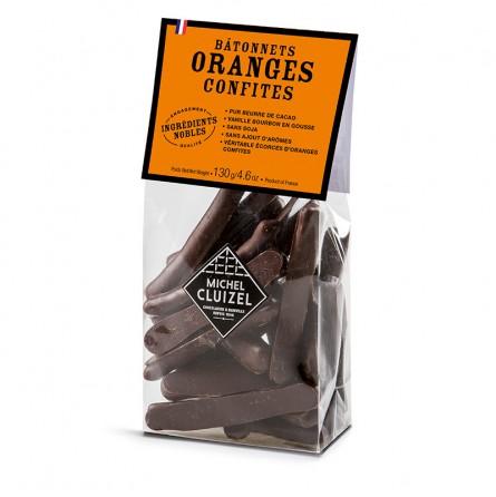 Bâtonnets Oranges Confites