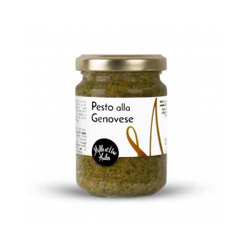 Pesto Genovese Basilic & Parmesan