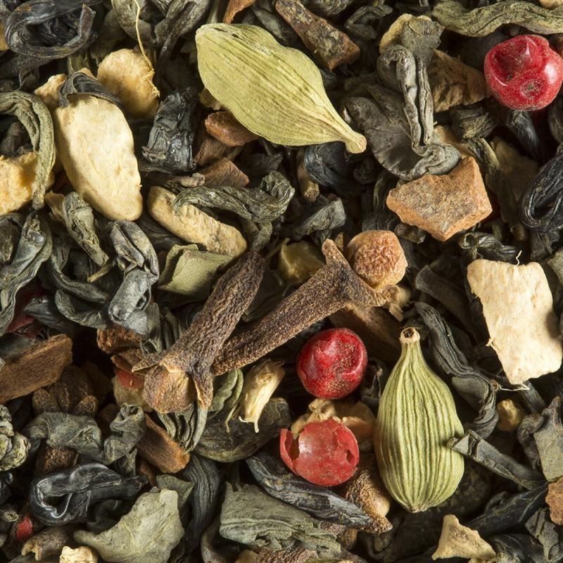Thé vert - Vert Chaï