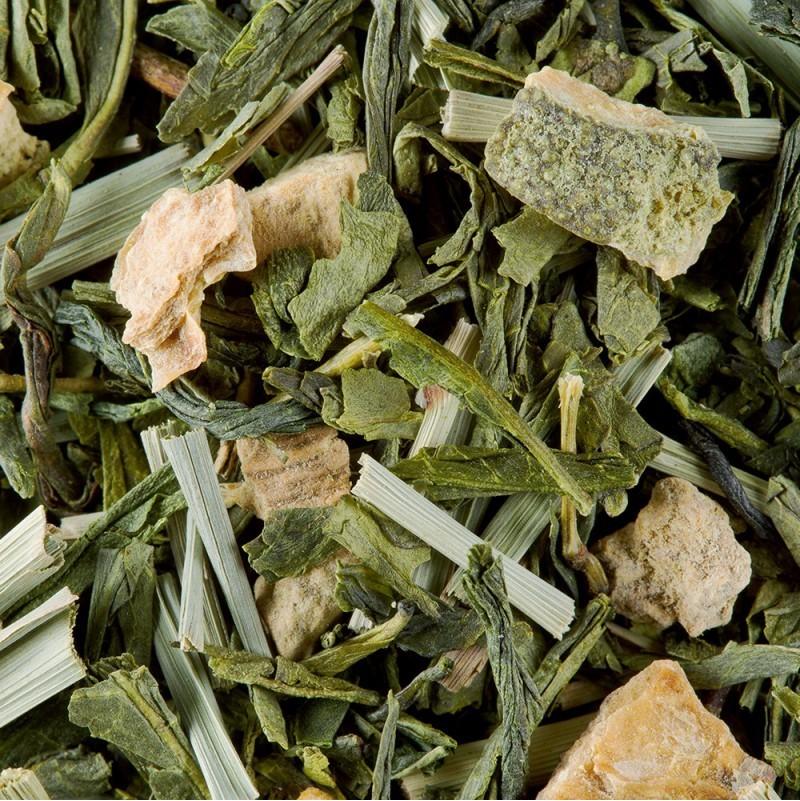 Thé vert - Fidji vert