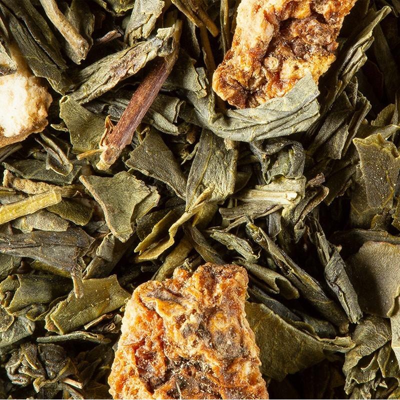 Thé vert - Thé des divas