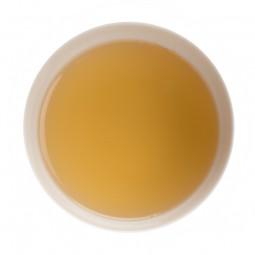 Couleur du Thé vert - Macaron Cassis Violette