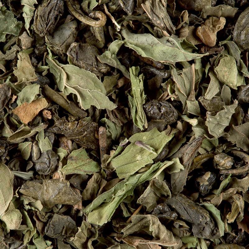 Thé vert menthe - Touareg