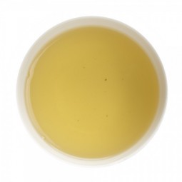 Couleur du Thé de Taïwan - Jade Oolong