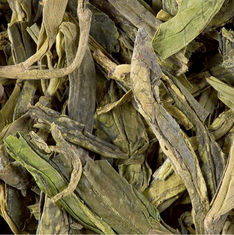 Thé de Chine - Lung Ching - Le Puits du Dragon