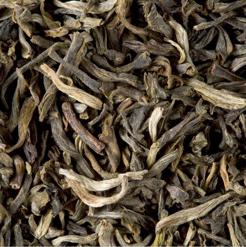 Thé de Chine - Yunnan Vert