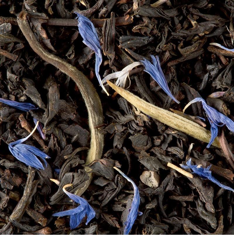 Thé noir - Earl Grey Yin Zhen