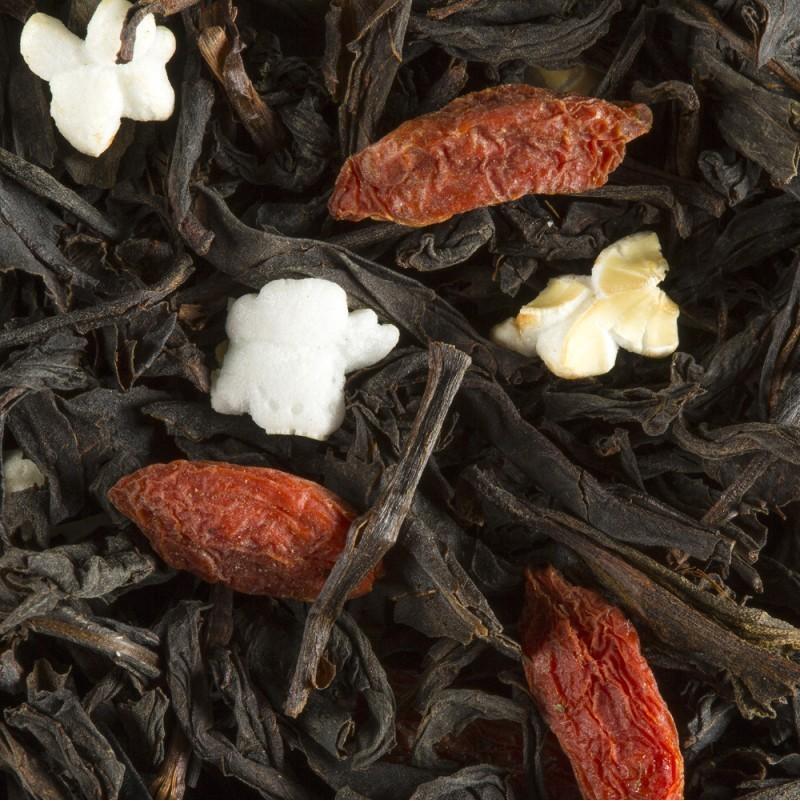 Thé noir - Granola d'Hiver