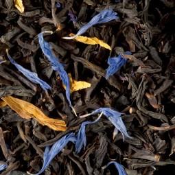 Thé noir - Jardin Bleu