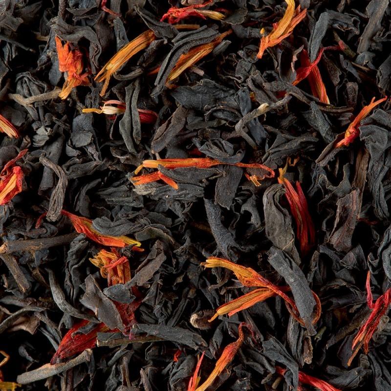 Thé noir - Pecan Pie