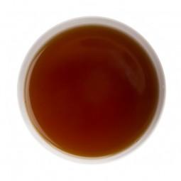 Couleur du Thé noir - 4 Fruits Rouges