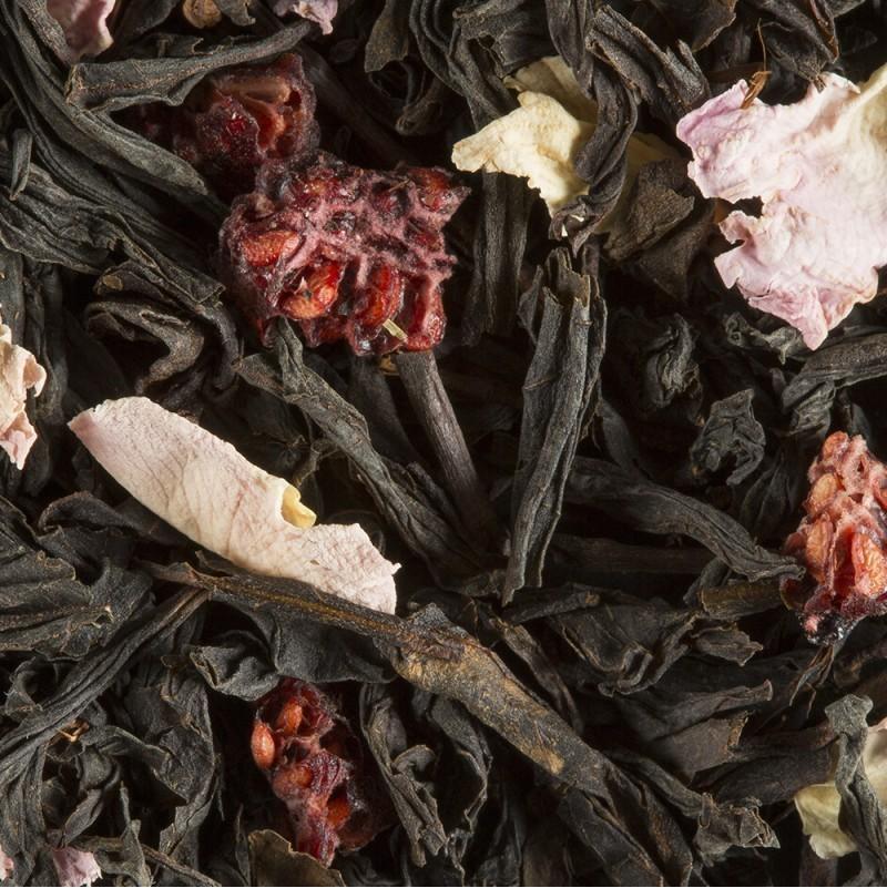 Thé noir - Divine Rose