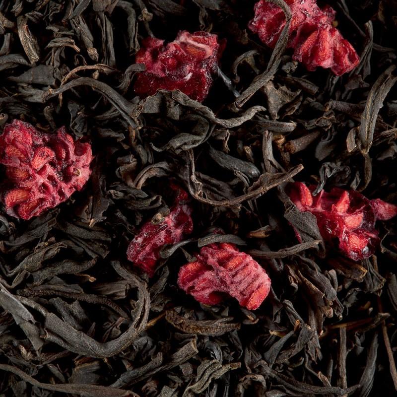 Thé noir - Rouge Délices