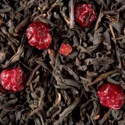 Thé noir - Trois Fruits Noirs