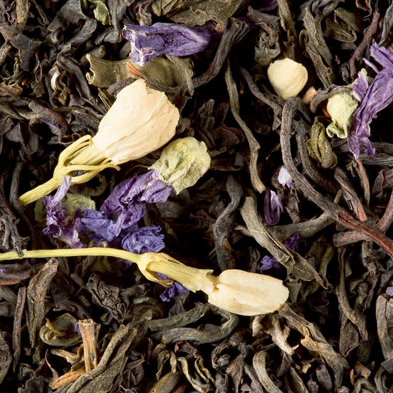 Thé noir et Thé vert - Thé des sages