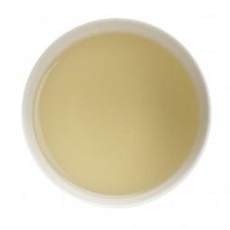 Couleur du Thé blanc - Thé Blanc Myrtille