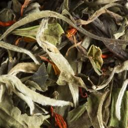 Thé blanc - Poire Marron Glacé
