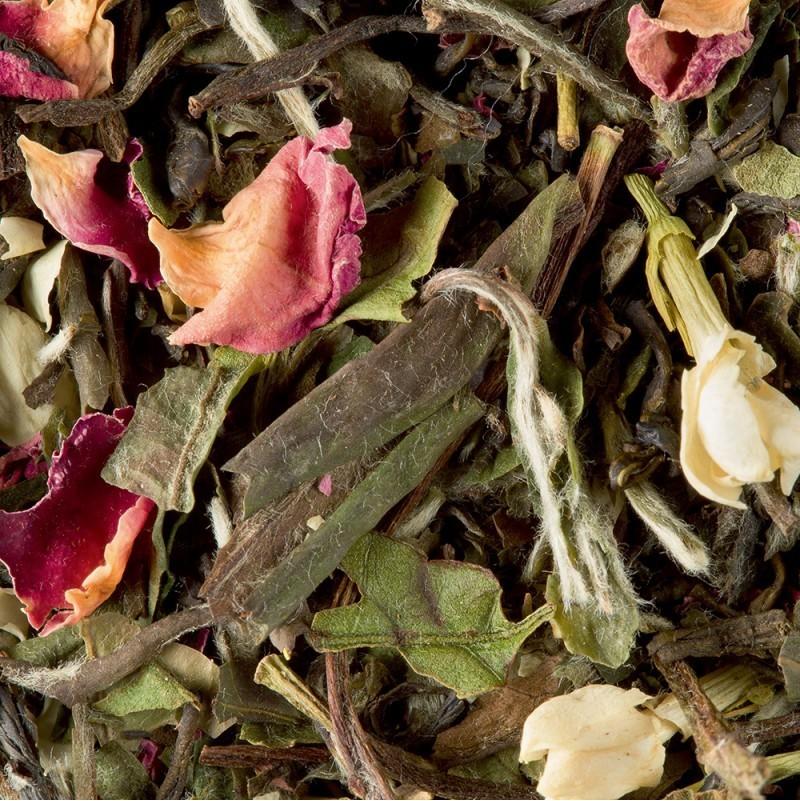 Thé blanc - Bali blanc