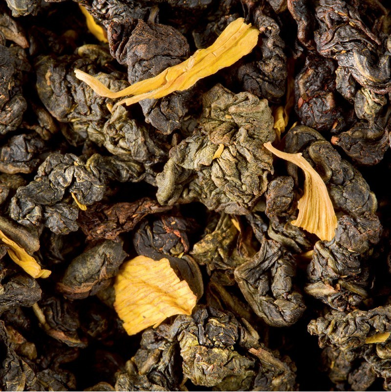 Thé Oolong - Oolong Caramel au Beurre Salé