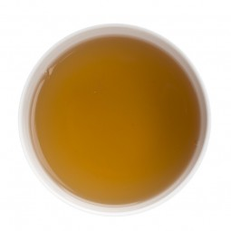 Couleur du Thé de Taïwan - Oolong Fancy