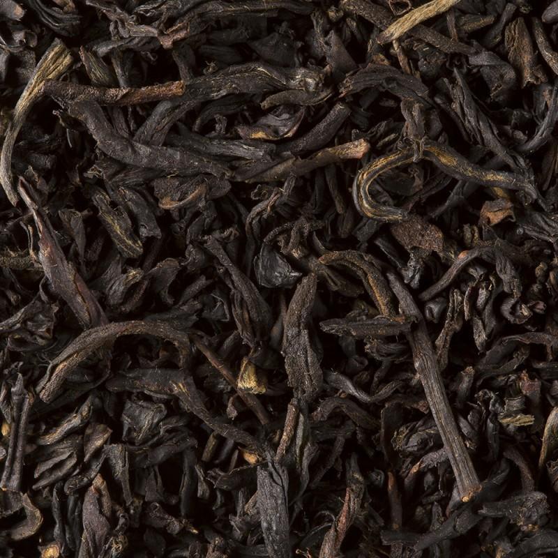 Thé noir - Smokey Lapsang