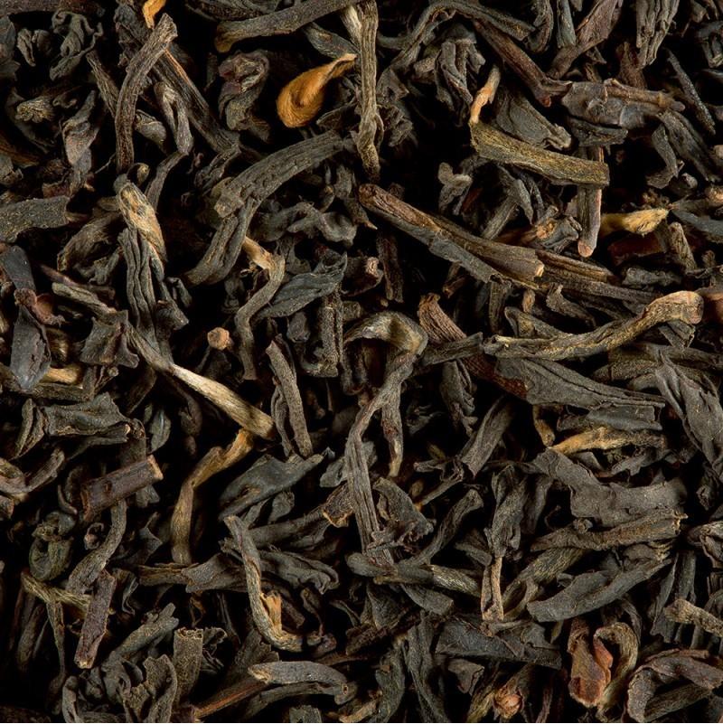 Thé noir - Smokey Tarry