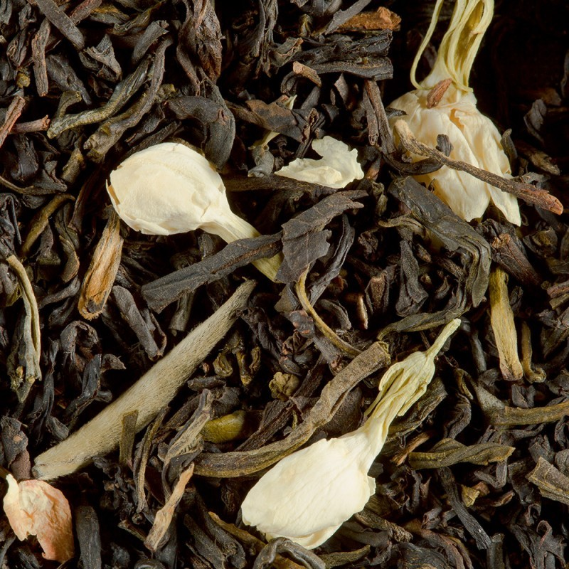 Thé noir et Thé vert - Smokey Impérial