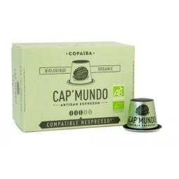 Boite de 10  Capsules - Cap'Mundo - COPAIBA BIO
